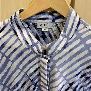 "Zuri Kenya ""Dream Weaver"" long sleeve dress"